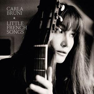 La pochette de l'album de Carla Bruni