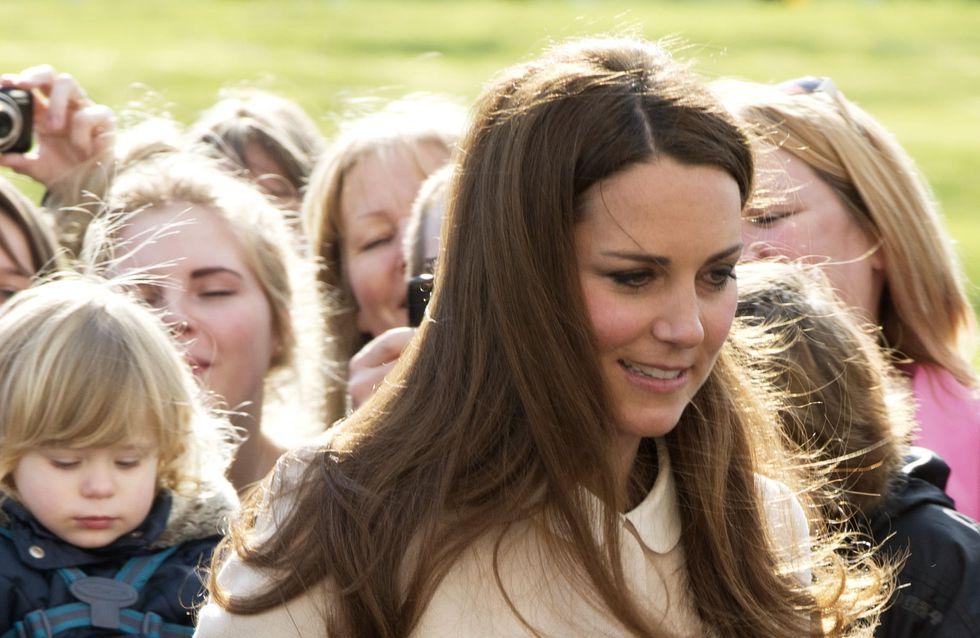 Kate Middleton : Mais où cache-t-elle son bébé ? (photos)