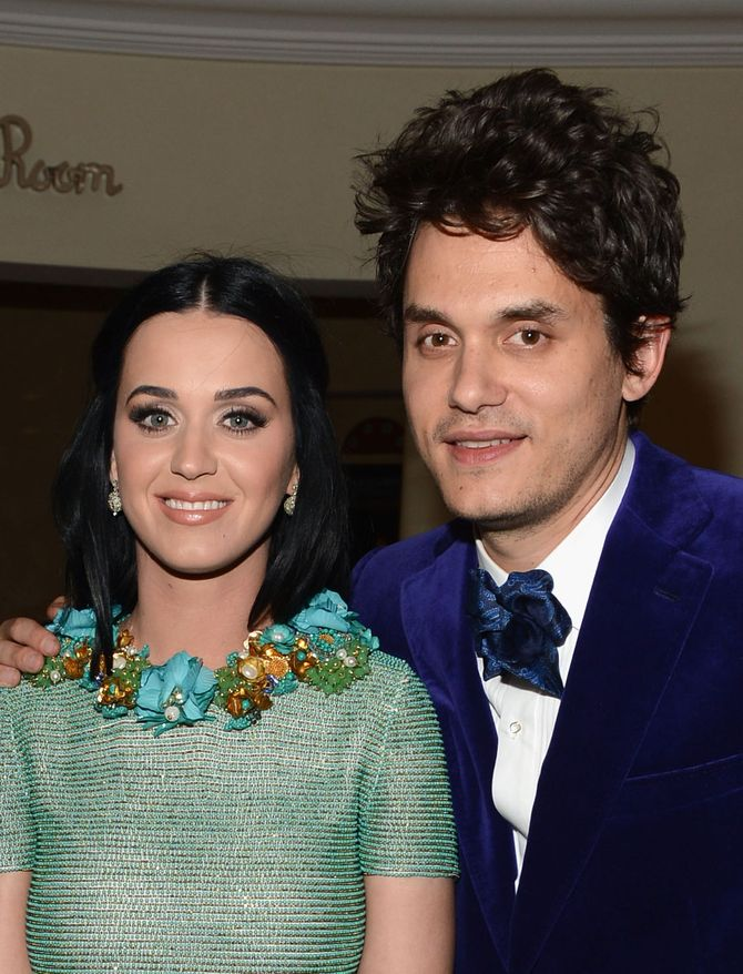 Katy Perry et John Mayer