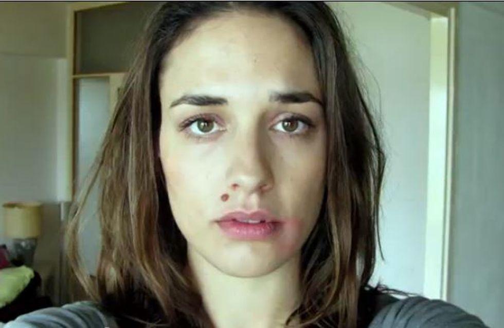 Une femme battue se prend en photo chaque jour pendant un an (Vidéo)