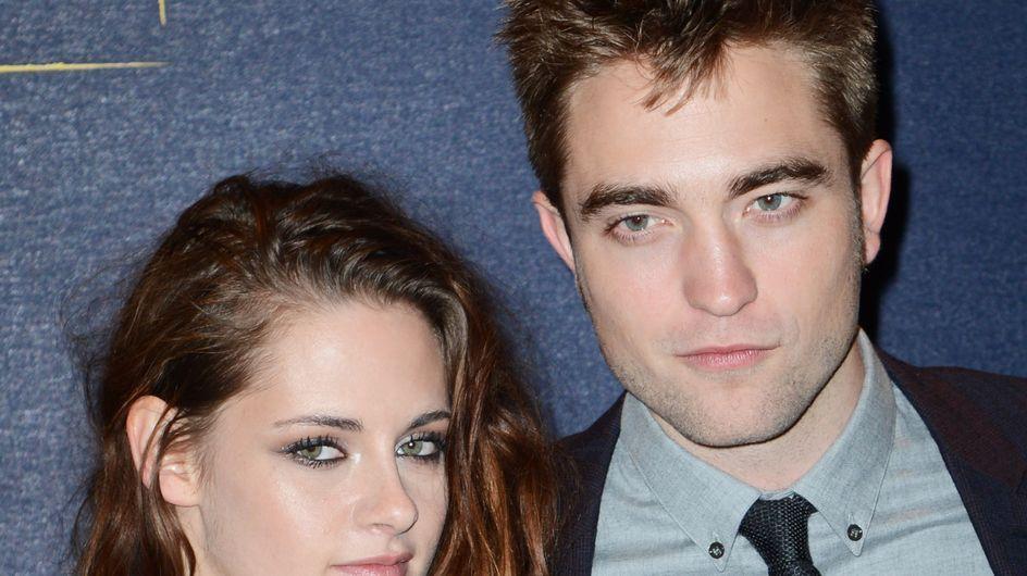 Robert Pattinson et Kristen Stewart : Les retrouvailles ! (Photo)