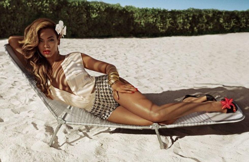 Beyoncé pour H&M en images !