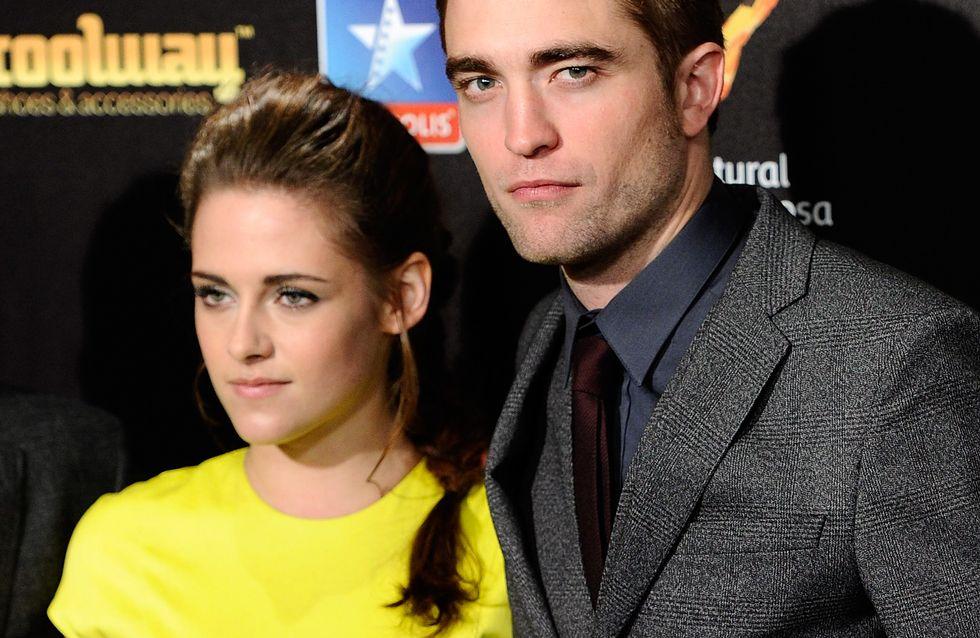 Robert Pattinson : Il veut y aller doucement avec Kristen Stewart