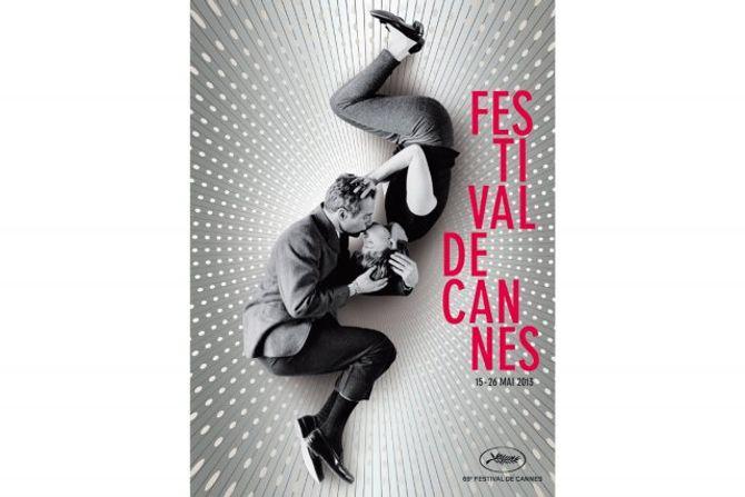 Affiche du Festival de Cannes