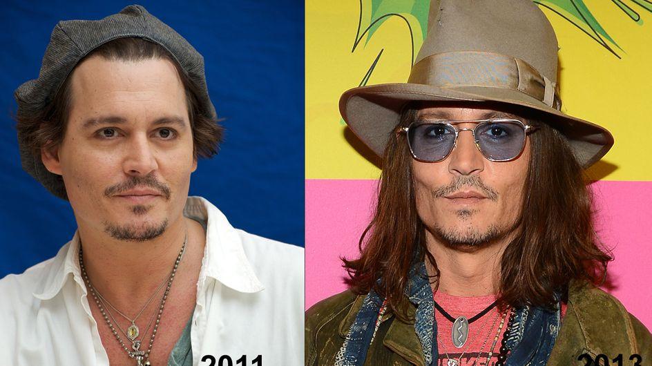 Johnny Depp : Une maigreur inquiétante...