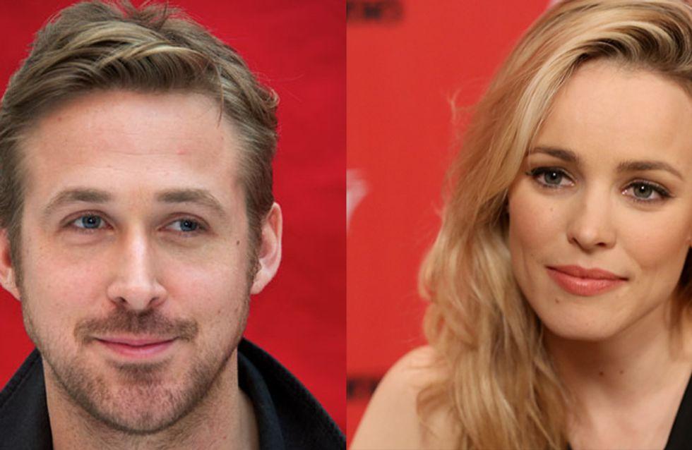 Ryan Gosling : Rachel McAdams veut le récupérer !