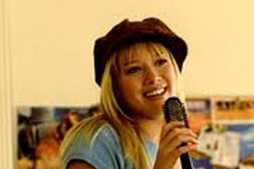 Hilary Duff dans Lizzie McGuire