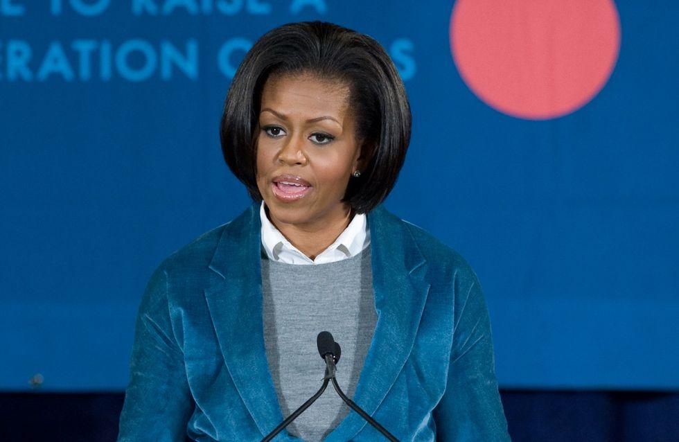 Michelle Obama : Son style encore critiqué...
