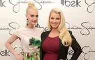 Jessica et Ashlee Simpson : Deux sœurs et 40 kilos d'écart ! (Photos)