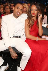 Chris Brown et Rihanna