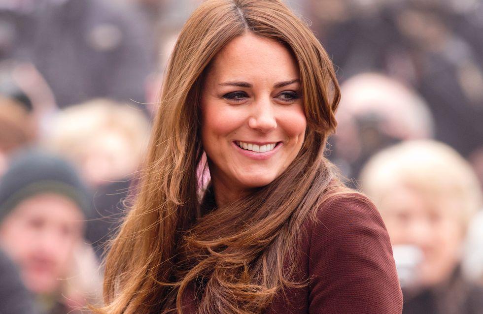 Kate Middleton : Elle prépare la nursery de bébé