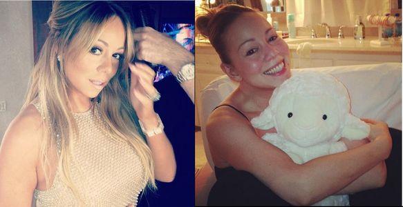 Mariah Carey avant-après