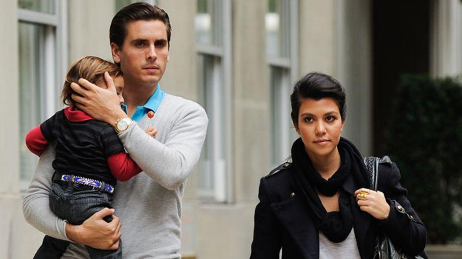 Kourtney Kardashian rubbishes paternity claims surrounding son Mason
