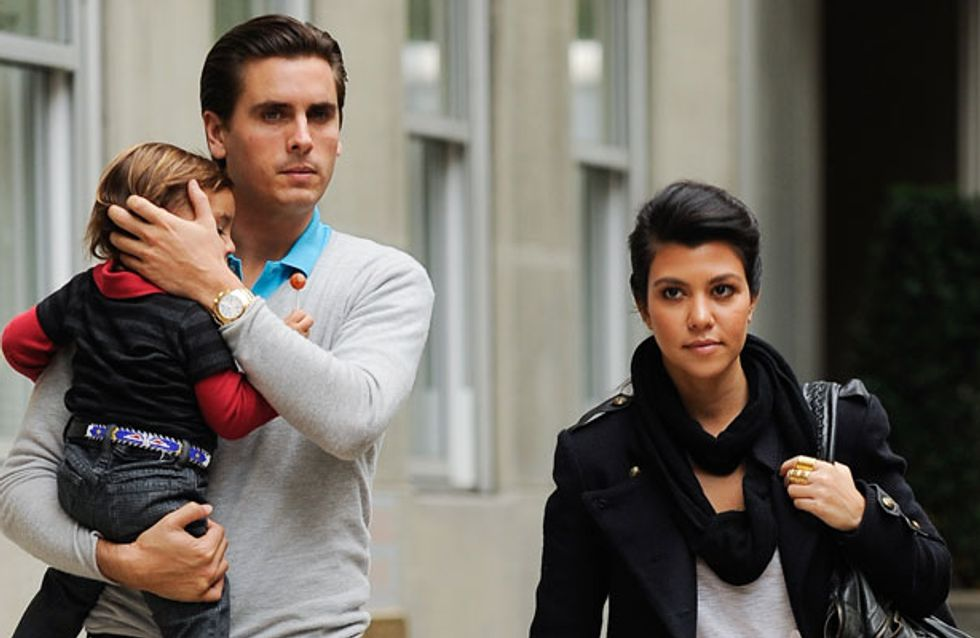 Kourtney Kardashian rubbishes paternity claims surrounding son Mason