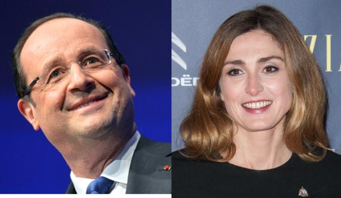 Rumeur de liaison avec François Hollande : Julie Gayet porte plainte