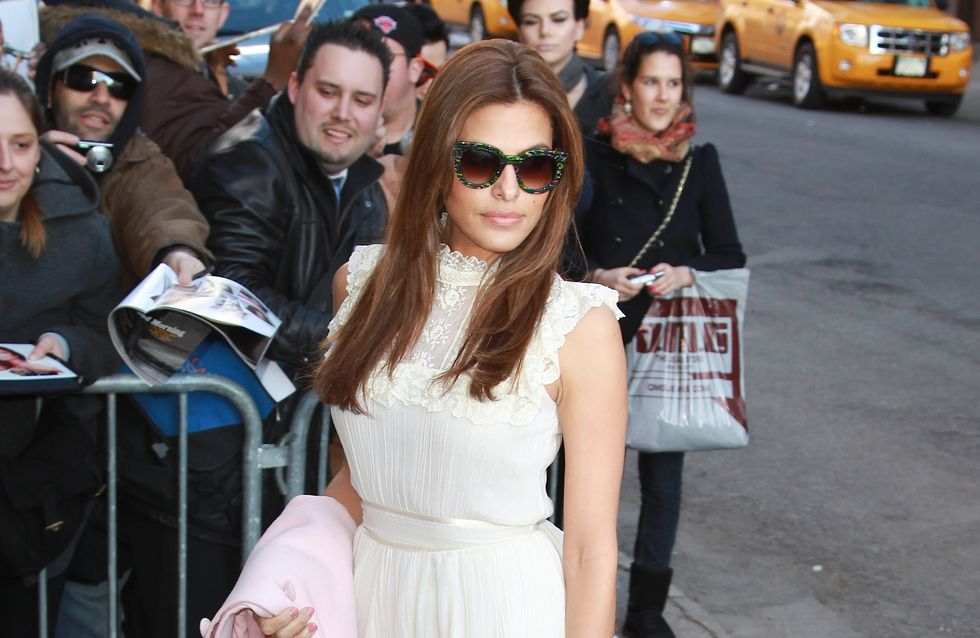 Eva Mendes : Le pire look de la semaine