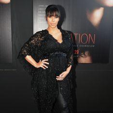 Kim Kardashian : Elle veut continuer à prendre du poids !