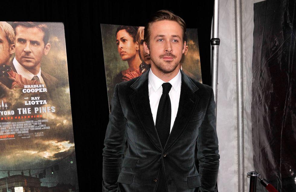 Ryan Gosling : So sexy en Gucci !
