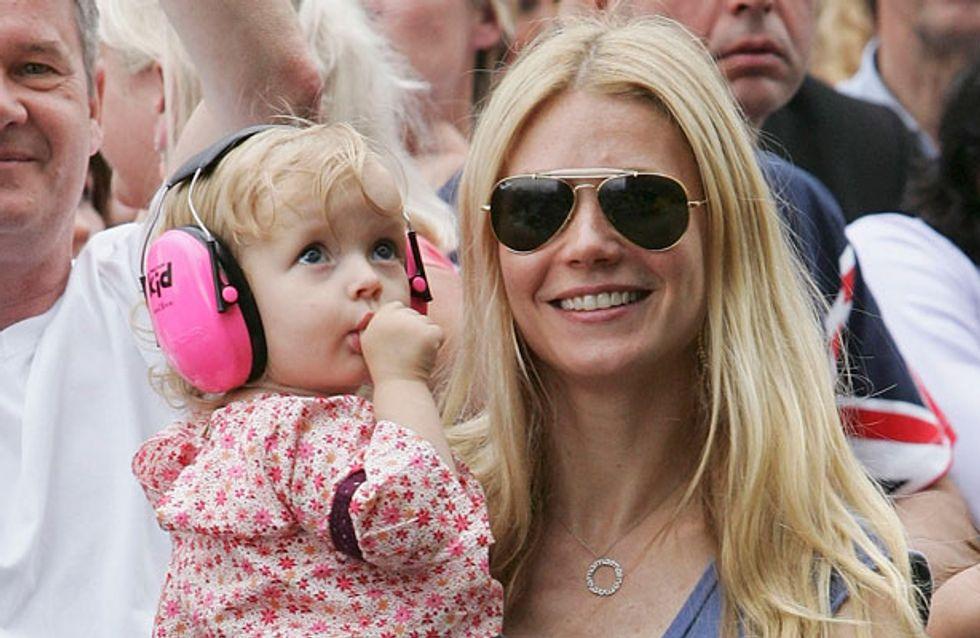 Gwyneth Paltrow : Découvrez (enfin) le visage de ses enfants ! (Photos)