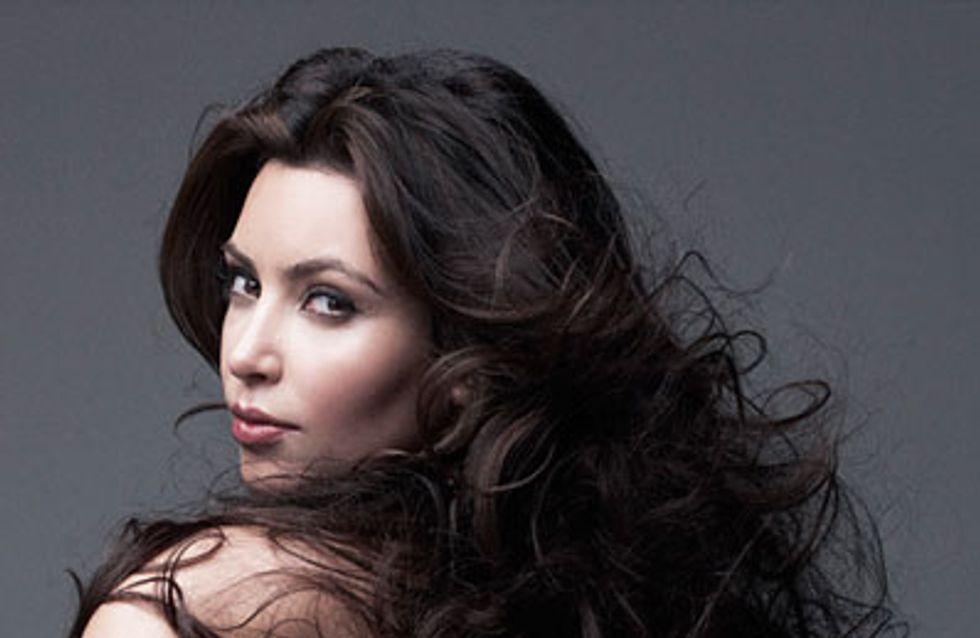 Kim Kardashian : Nue et enceinte ! (Photos)