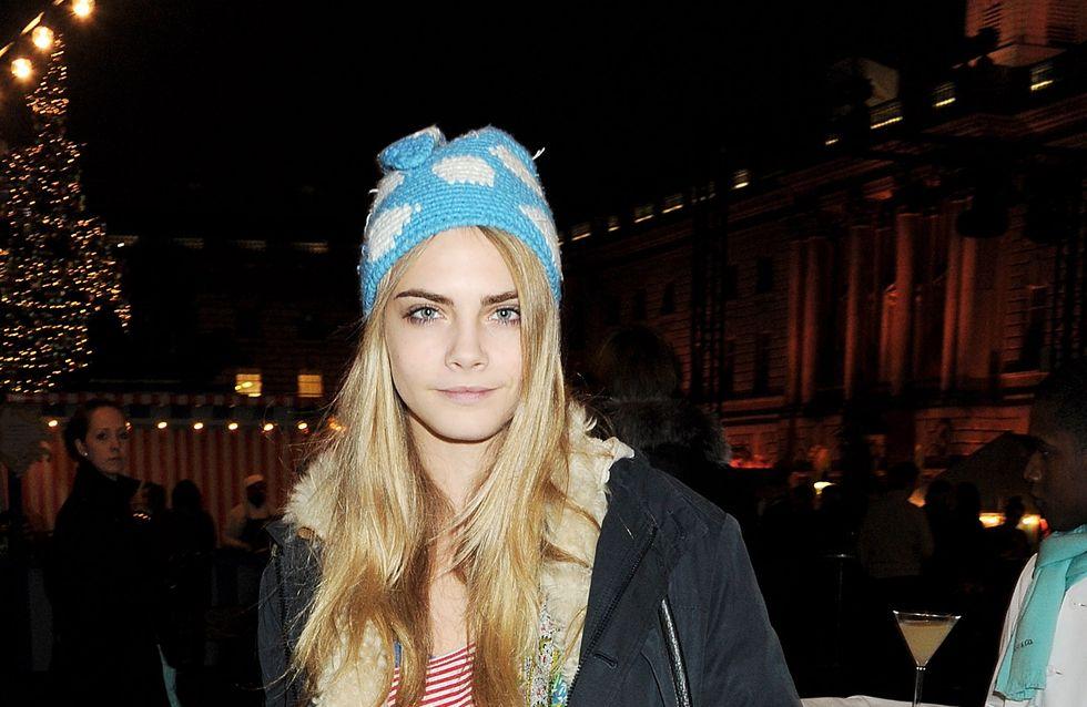 Cara Delevingne : Être top-model peut devenir un véritable cauchemar !