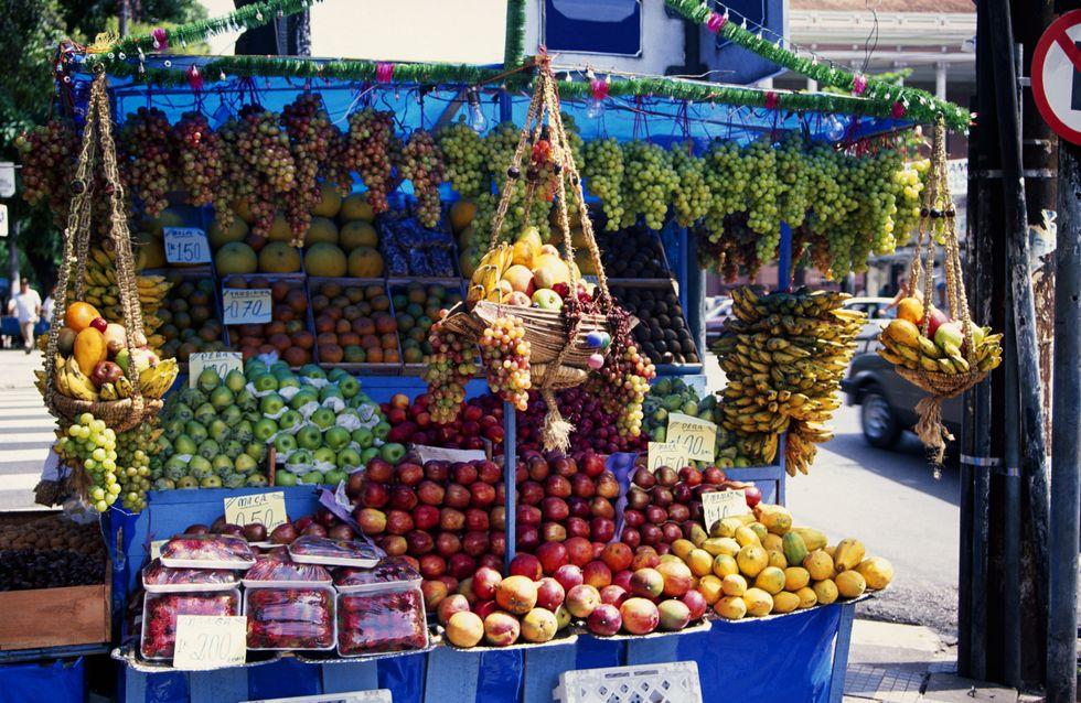 Fruits et légumes crus : La foire aux bactéries !