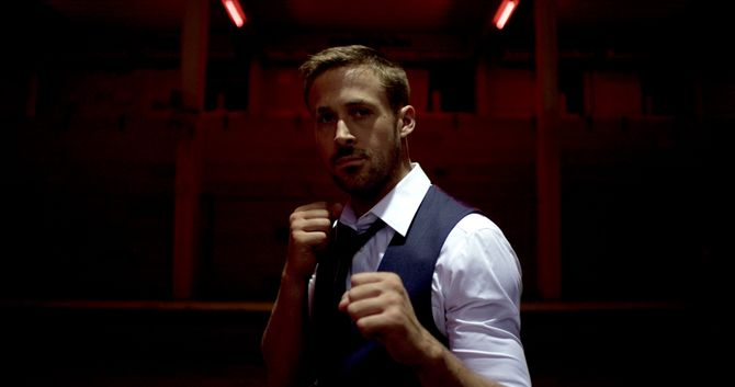 Ryan Gosling (Only God Forgives)