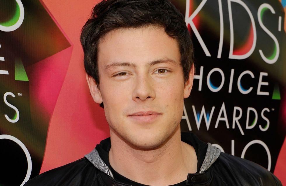 Glee : Cory Monteith en désintox