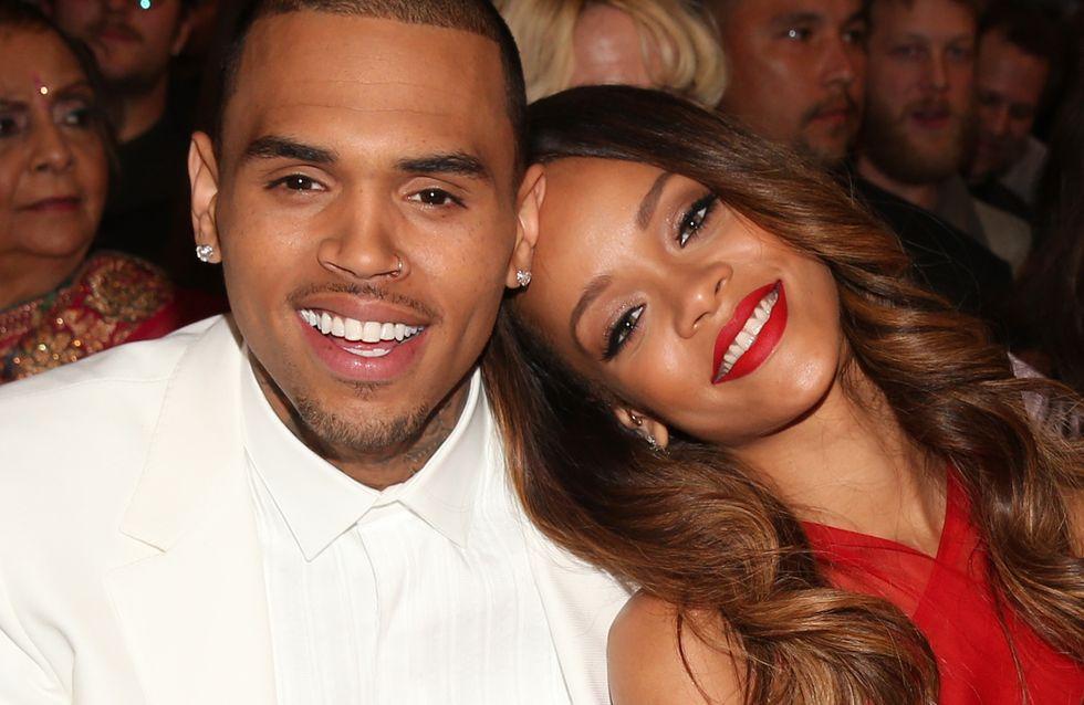 Rihanna et Chris Brown : C'est déjà fini !
