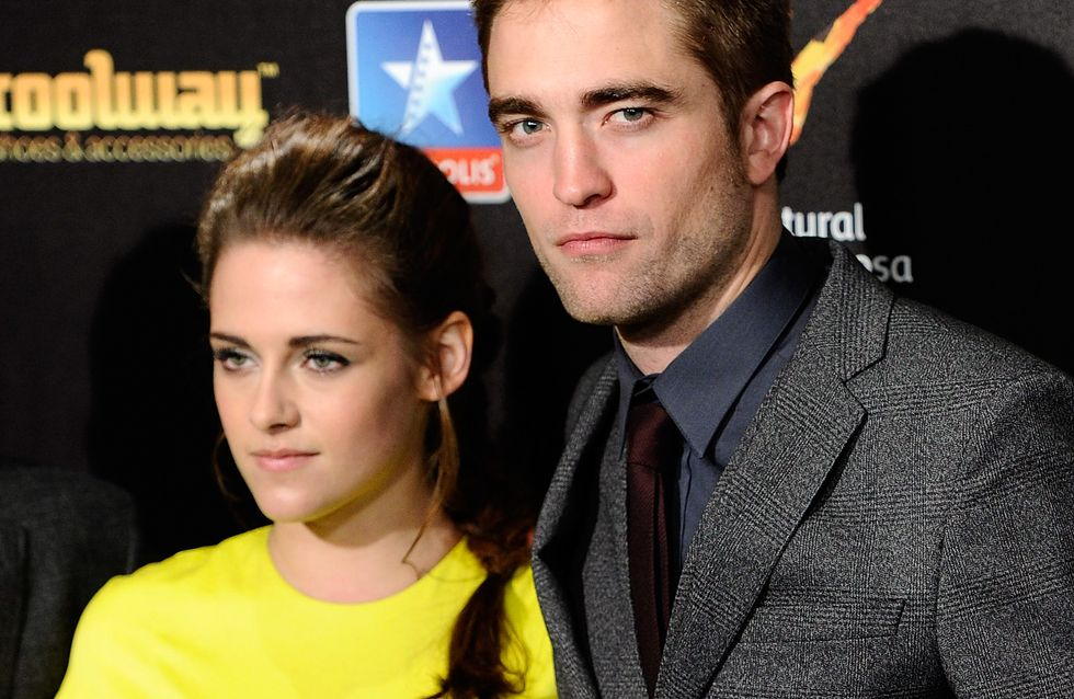 Robert Pattinson et Kristen Stewart : Un week-end chez belle-maman