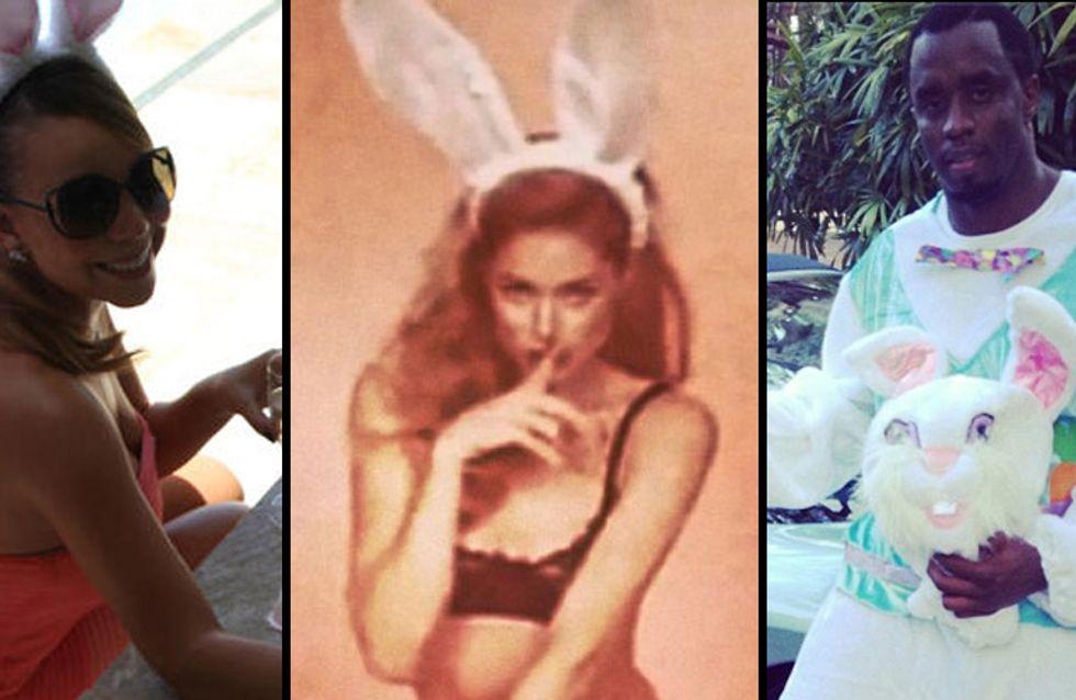 Pâques : Les déguisements des stars (photos)