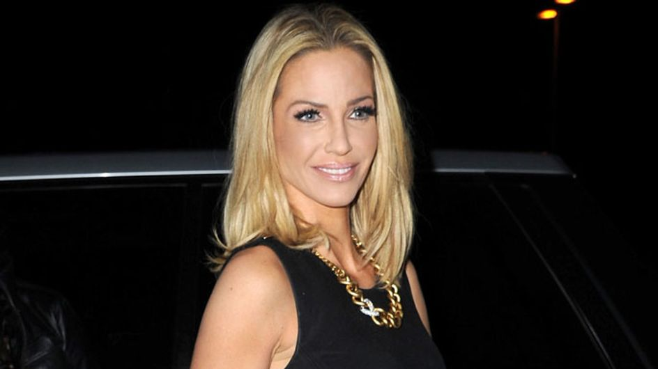 Sarah Harding shocked by Nadine Coyle's reaction to Girls Aloud split