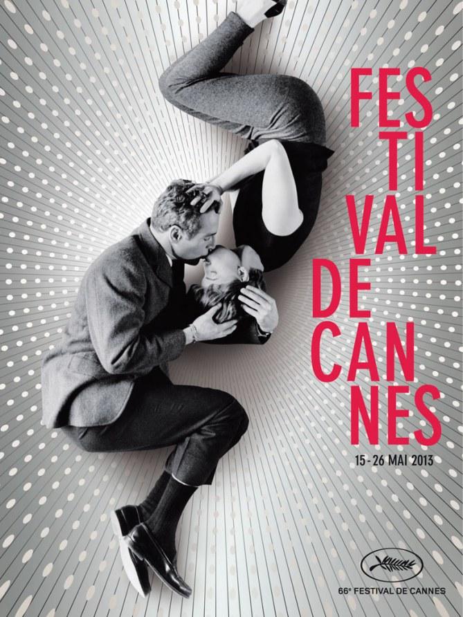 L'affiche du 66e Festival de Cannes