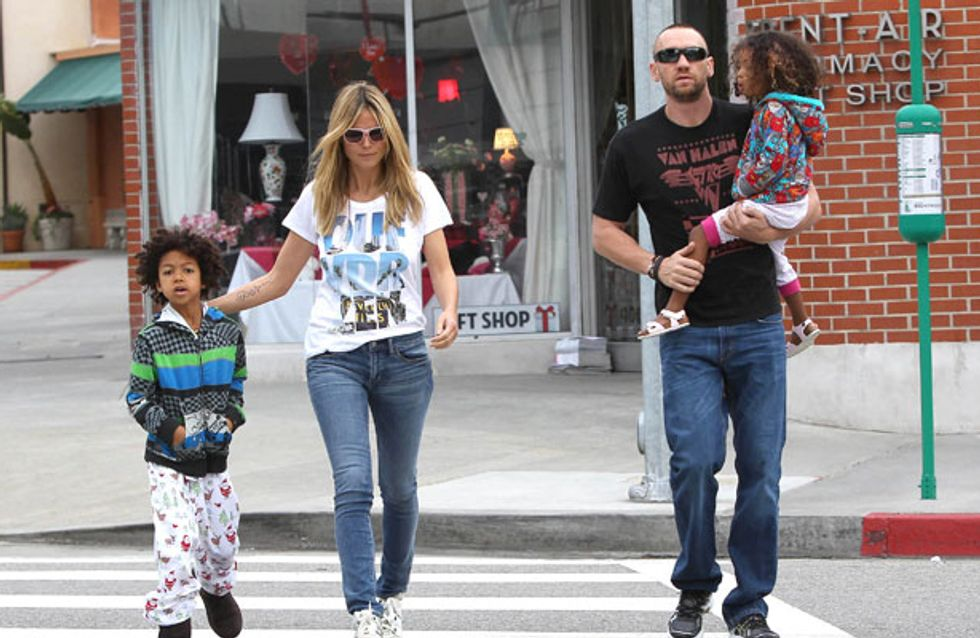 Heidi Klum rescues son Henry from drowning on Easter holiday in Hawaii