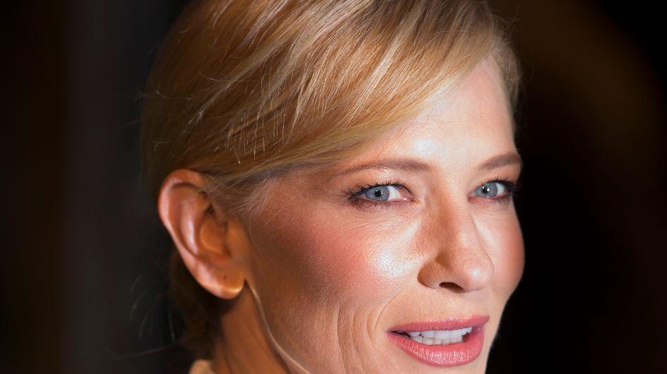 Cate Blanchett : Pressentie pour devenir égérie Armani