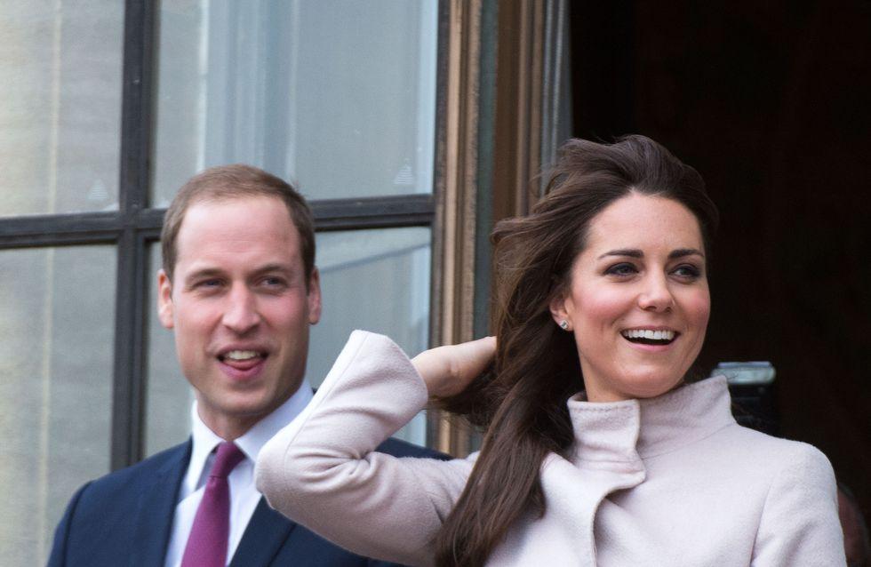 Kate Middleton et William : Gros travaux au château pour accueillir bébé !