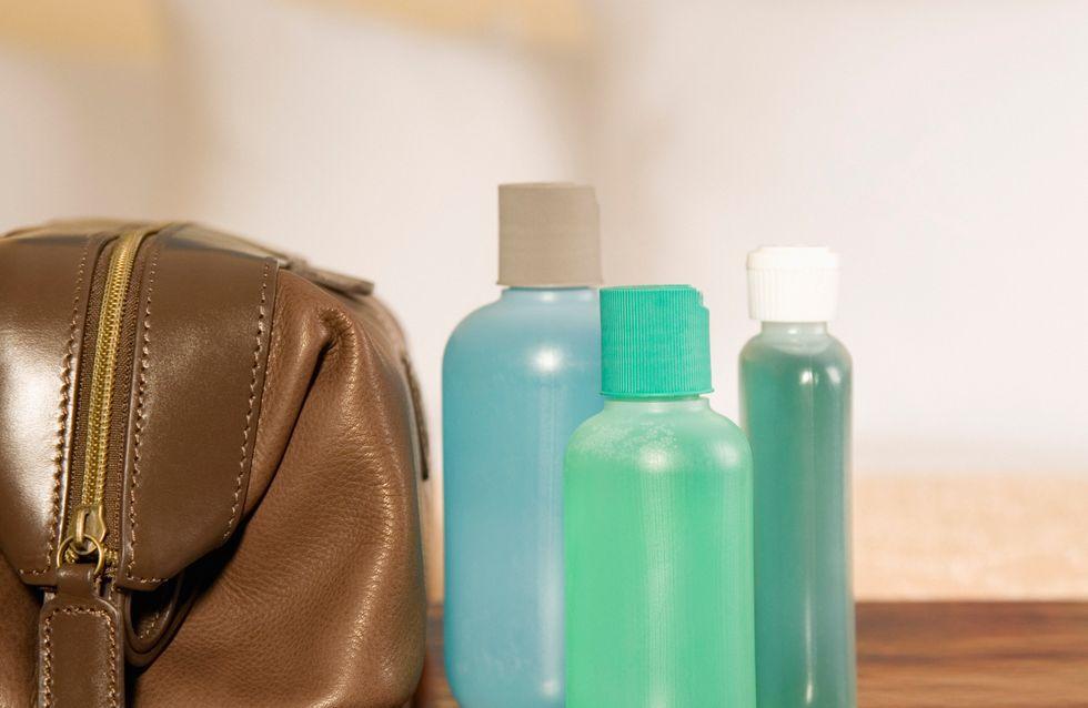 Perturbateurs endocriniens : Danger dans la salle de bain !