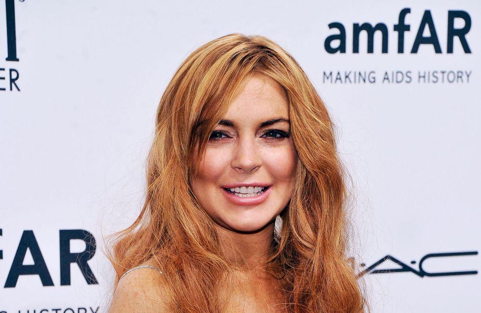 Lindsay Lohan : En bikini au Brésil, et couverte de bleus…