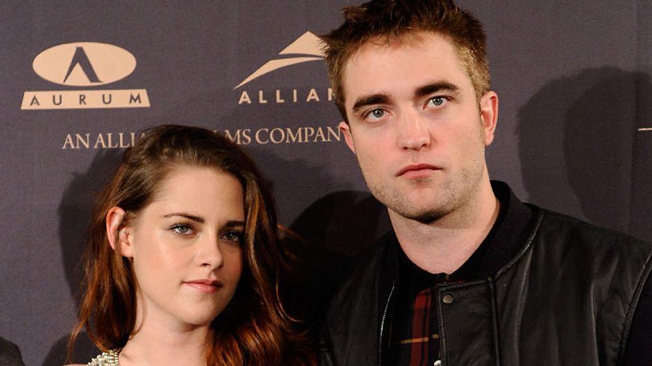 Has Robert Pattinson really forgiven Kristen Stewart?