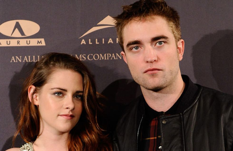 Has Robert Pattinson really forgiven Kristen Stewart?