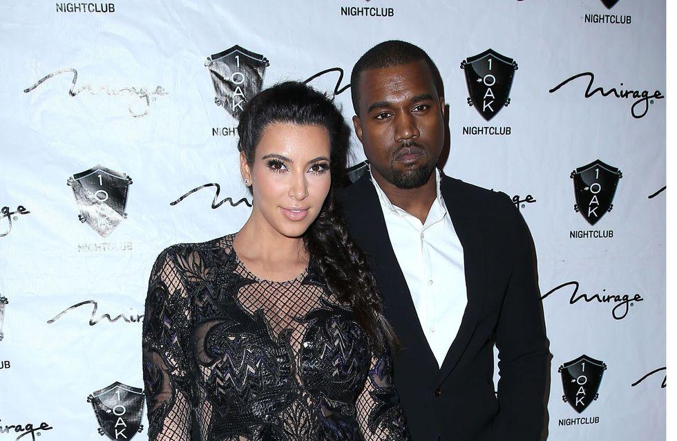 Kim Kardashian et Kanye West : Ils auraient rompu !
