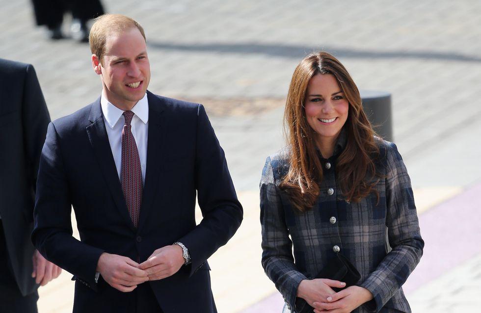 Kate Middleton : Enceinte et toujours aussi mince ! (Photos)