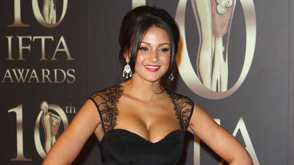 Coronation Street's Michelle Keegan in fake topless picture shock