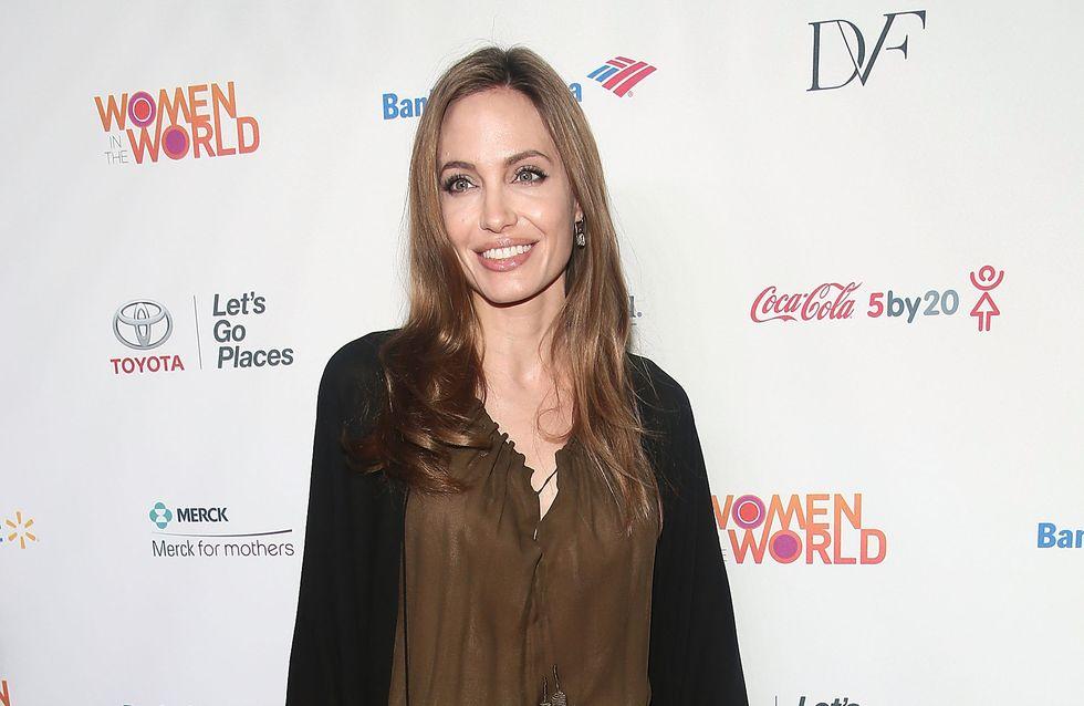 Angelina Jolie : Le pire look de la semaine