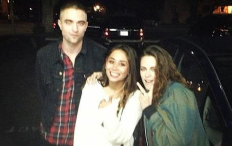 Robert Pattinson et Kristen Stewart ensemble en 2013