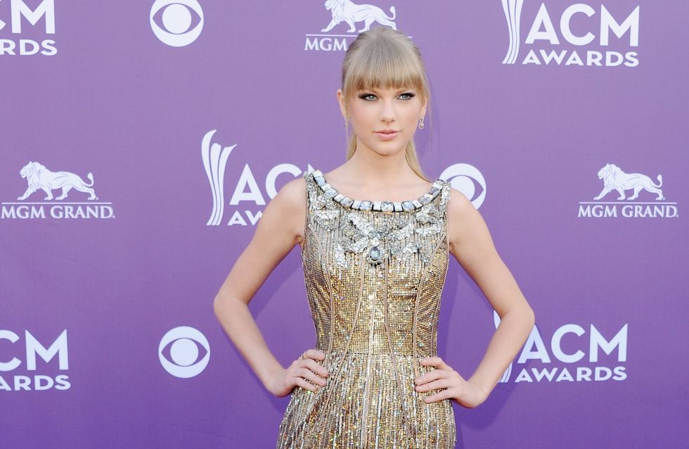 Taylor Swift : Top 5 de ses looks les plus sexy sur le tapis rouge !