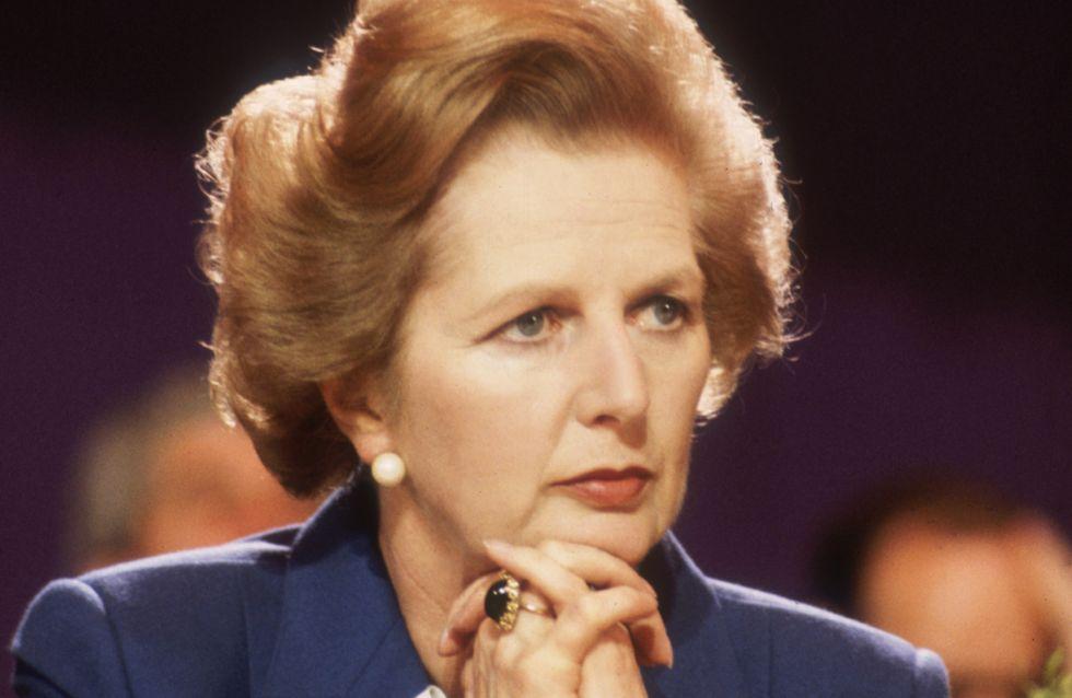 Margaret Thatcher : Décédée d'une attaque à l'âge de 87 ans