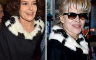 Fanny Ardant : L'actrice passe au blond ! (Photos)
