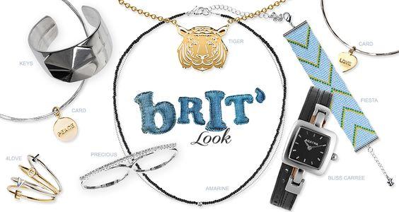 Sélection Brit look Agatha