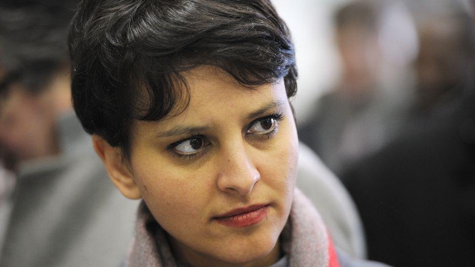 Najat Vallaud-Belkacem s'attaque au « plafond de verre »